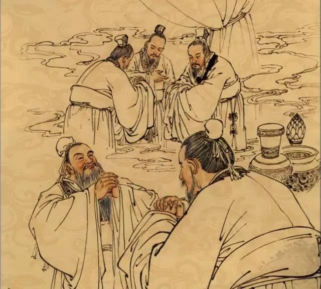 中国人一定要知道:五伦、五常、四维、八德